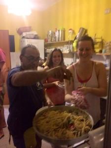kitchen pasta lessons